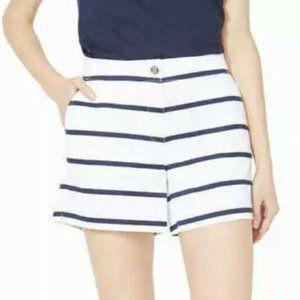 Nautica Women's Cotton Stretch Twill Shorts